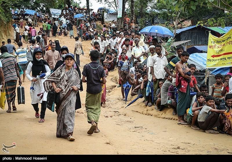 Bangladesh, Myanmar Meet over Stranded Rohingya