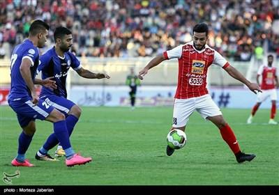 لیگ برتر فوتبال| پرسپولیس با شکست استقلال به استقبال استقلال رفت