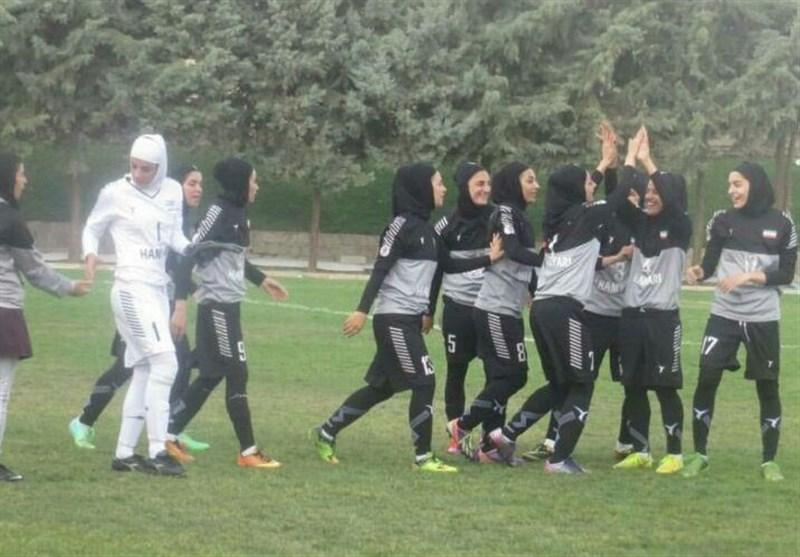 بی تدبیری مسئولان ارومیه دروازهبان نخست تیم ملی فوتبال بانوان را راهی شهر بم کرد