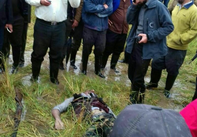 جسد شکارچی مفقود شده در لاهیجان کشف شد