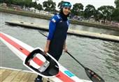 مسابقات انتخابی المپیک آبهای آرام| هدیه کاظمی از کسب سهمیه بازماند