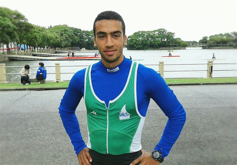 Iran's Rezaei Claims Bronze at Canoe Single (C1) 1000m Men