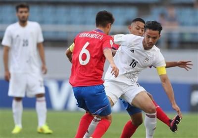ایران 3 - 0 کاستاریکا