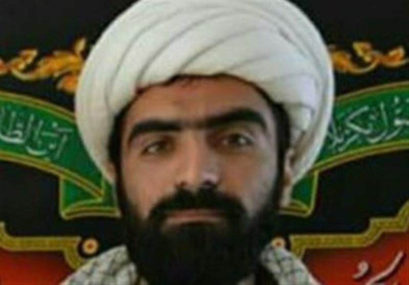 شهید احمد قنبری