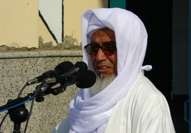 مولوی عبدالصمد دامنی