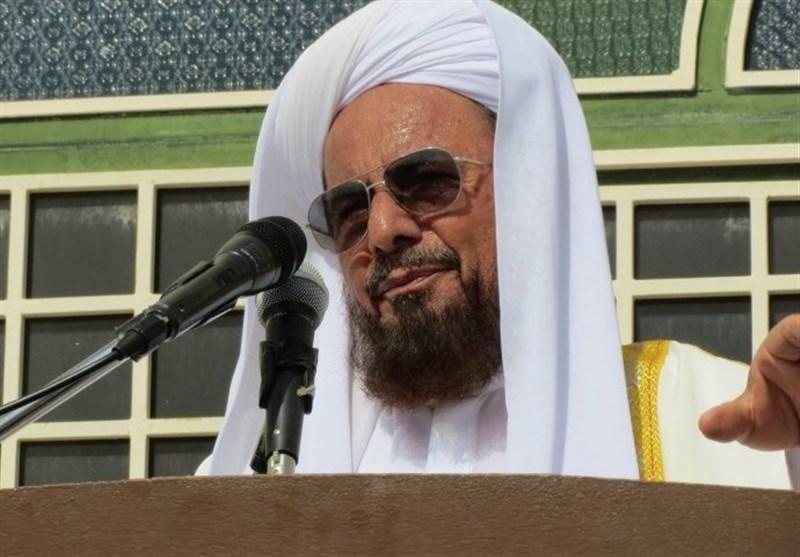 مولوی ساداتی:حضور گسترده در راهپیمایی 22 بهمن یاس استکبار جهانی را به دنبال دارد