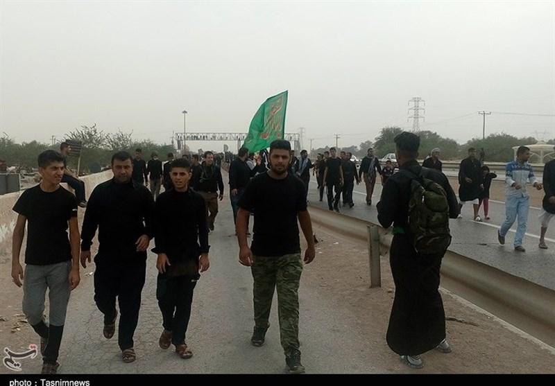 شهردار ایلام:بلوار خلیج فارس مهران آماده تردد زائران حسینی شد