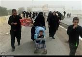 زائران اربعین حسینی قوانین دو کشور ایران و عراق را رعایت کنند