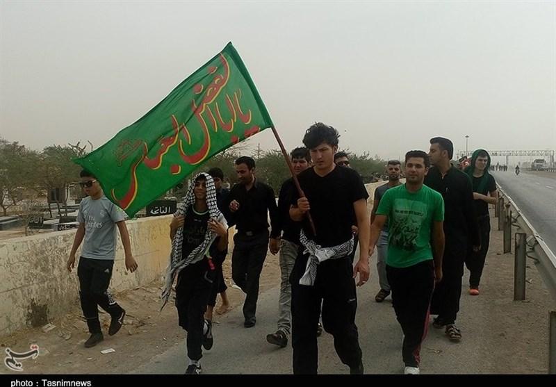 """مرزهای """"شلمچه"""" و """"چزابه"""" برای خروج زائران اصفهانی تعیین شد"""