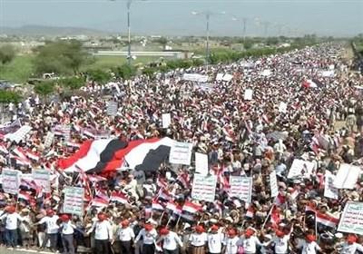 درخواست انصارالله از یمنی های برای گردهمایی بزرگ در صنعا