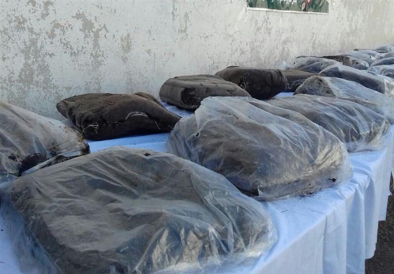 239 کیلوگرم مواد مخدر در چهارمحال و بختیاری کشف شد