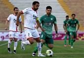 لیگ برتر فوتبال|تساوی یک نیمهای ذوبآهن و پدیده
