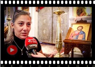 زن مسیحی مادر زین العابدین/کنار خبر