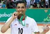 فوتسال قهرمانی آسیا  طیبی برای دومین بار آقای گل آسیا شد