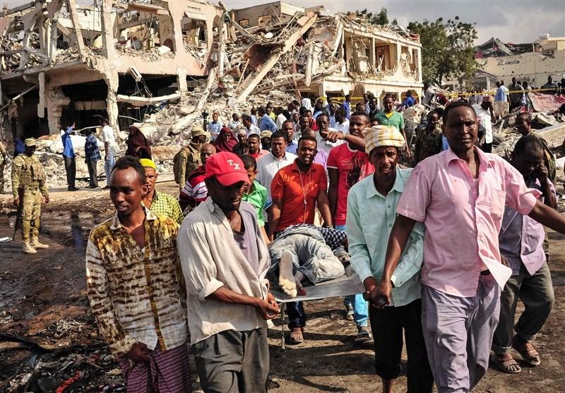 مرگبارترین حمله در سومالی با ۲۷۶ کشته و ۳۰۰ زخمی ,