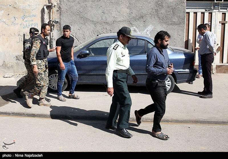 پلمب مراکز تهیه و توزیع مواد مخدر در گلشهر - مشهد