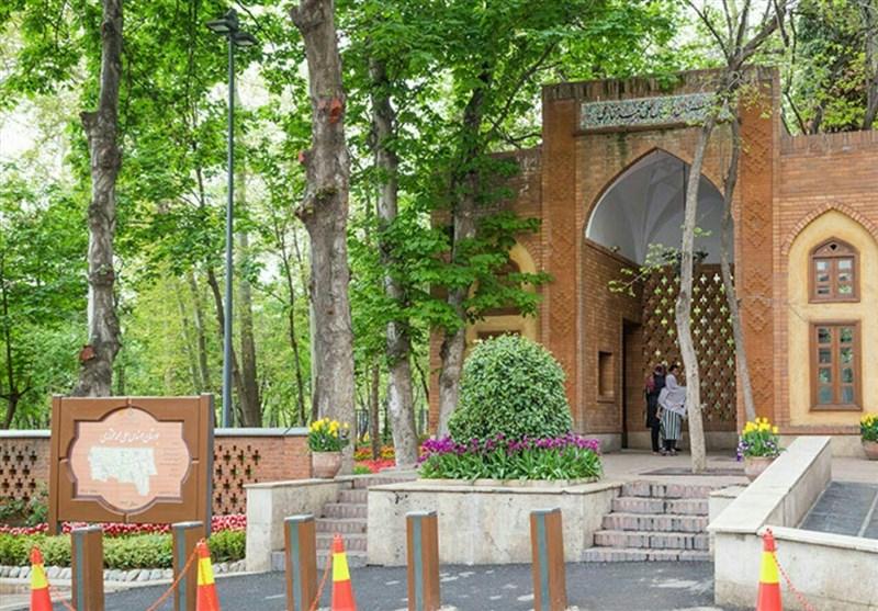 بوستان باغ ایرانی؛ سروستانی با معماری سنتی ایرانی + فیلم