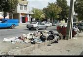 تهدید سلامت شهروندان بروجرد در جوار زبالههایی که شهر را محاصره میکند