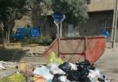 زبالههای سطح شهر سنندج بهصورت سنتی جمعآوری میشود