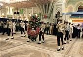 تجدید میثاق رئیس و کارکنان عقیدتی سیاسی ارتش با امام راحل + تصاویر