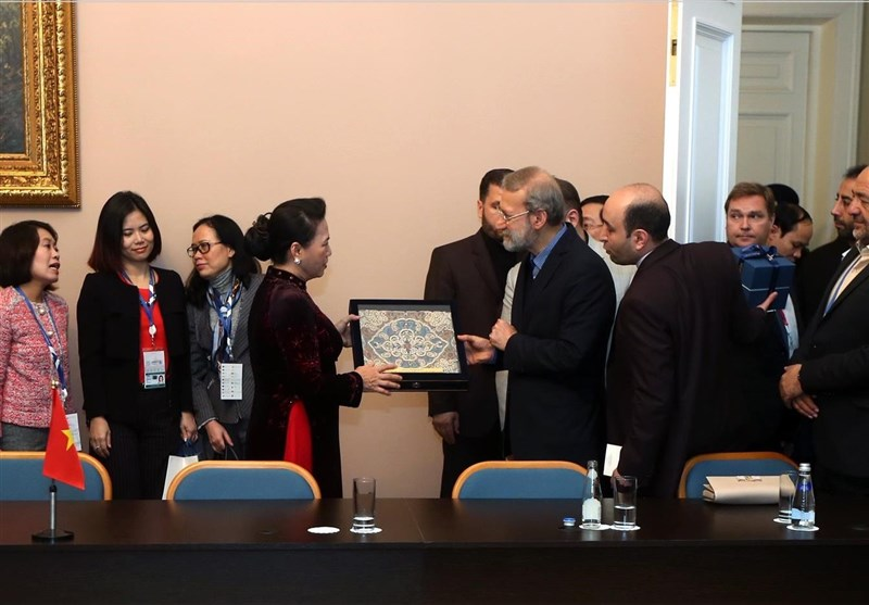 Officials Discuss Rise in Iran-Vietnam Trade