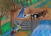 نقاشی کانون فارس