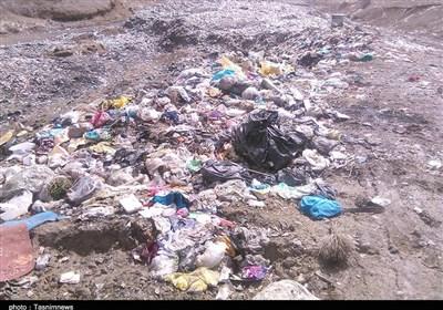 سایت زباله دیواندره