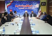 حضور حجت الاسلام رحیمیان در خبرگزاری تسنیم