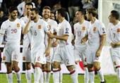 سرگروه نشدن اسپانیا در قرعهکشی جام جهانی 2018 قطعی شد