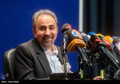 اولین نشست خبری محمدعلی نجفی شهردار تهران