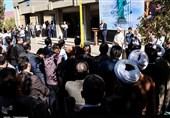 اعتراض دانشجویان تبریز به اظهارات ترامپ