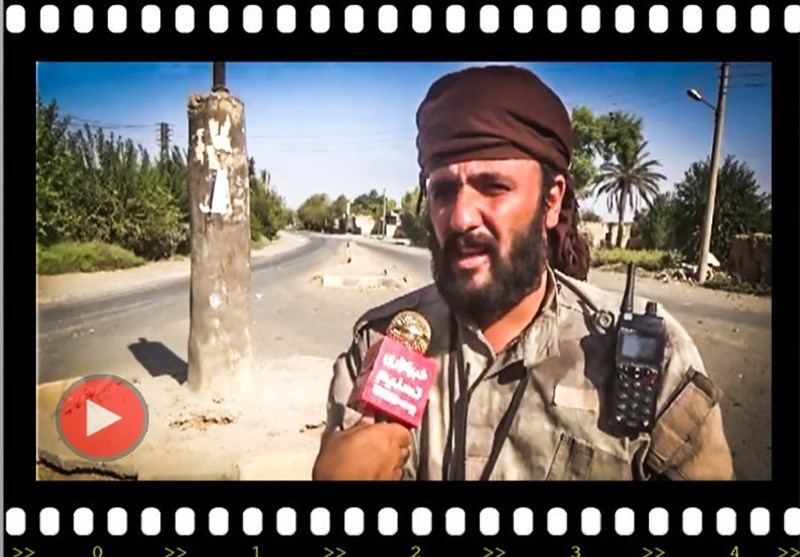 """الجیش السوری یثأر لأهالی """"حطلة"""" الذین تعرضوا للذبح على أیدی داعش+ فیدیو"""