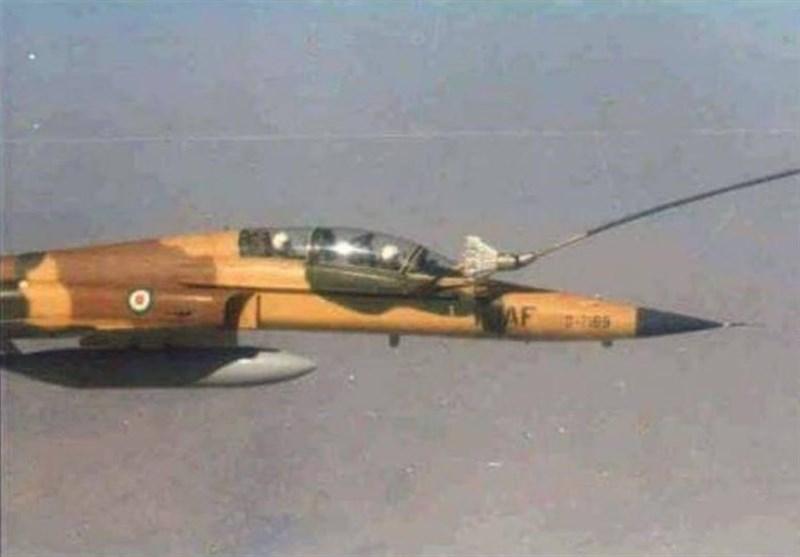 ایران کا ایف 5 طیارہ گر کر تباہ، پائلٹ شہید