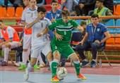 فوتسال جام ملت های آسیا
