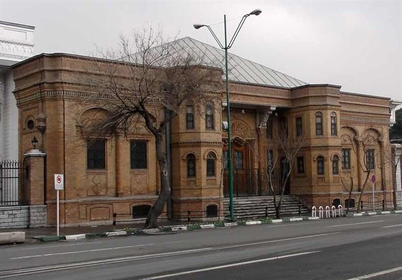 دیوارکشی ساختمان مجلس متوقف شد