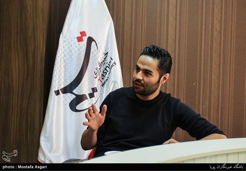 گفتوگو با عکاس مزار ۳۰ هزار شهید تهرانی/برای مدافع حرم شدن پول قرض کردم!
