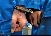 سارقان حرفهای داخل خودرو با 20 فقره سرقت در نظرآباد دستگیر شدند