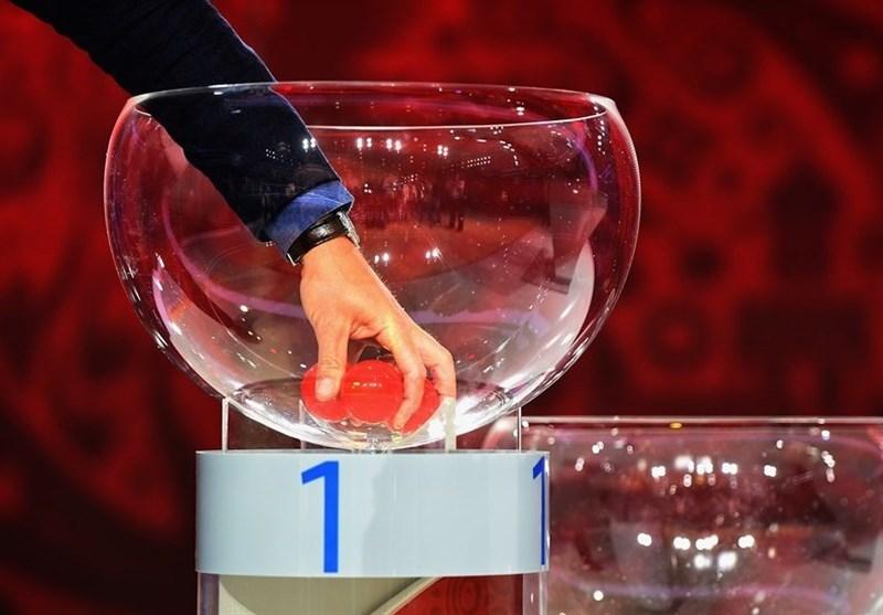 اعلام برنامههای مراسم قرعه کشی جام جهانی ۲۰۱۸