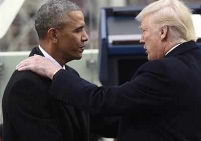 ترامپ و اوباما 3