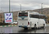 استقرار 500 دستگاه آمبولانس در مرز غربی ایران برای مراسم اربعین