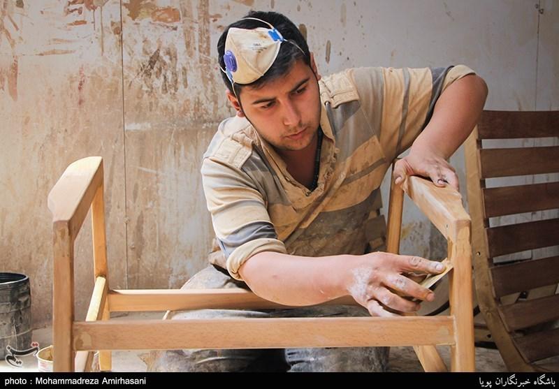 خوشه صنعتی مبل و منبت در روستای شهسواران اراک ایجاد میشود