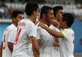 تیم فوتبال نوجوانان در جام جهانی
