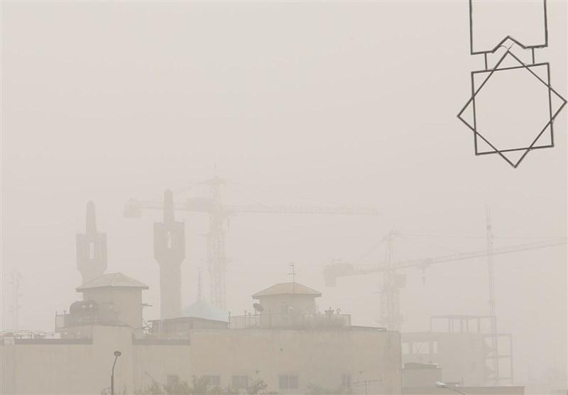 """دومین """"آسمان کثیف"""" ایران به مشهد تعلق گرفته است"""