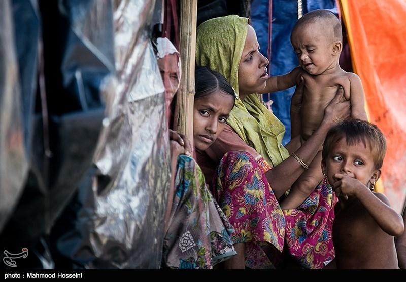 بوداییهای تندرو مانع از ورود نیروهای امدادی به اردوگاه مسلمانان روهینگیا شدند