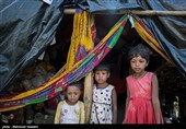 ابراز نگرانی «آسه آن» نسبت به وضعیت مسلمانان روهینگیا