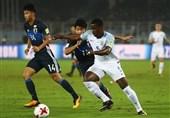 فوتبال زیر 17 سال انگلیس و ژاپن