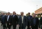 سردار باقری و هیئت همراه دمشق را به مقصد تهران ترک کردند