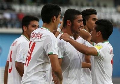 ایران 2 - 1 مکزیک