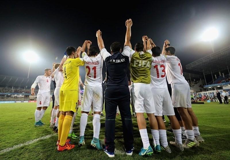 تیم فوتبال نوجوانان ایران در جام جهانی 2017