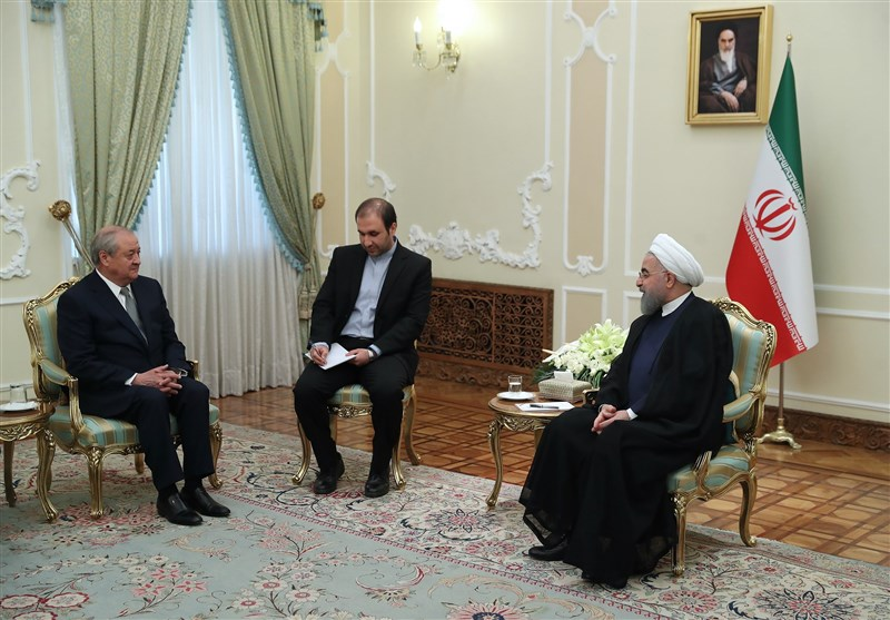 Iran Ready to Supply Uzbekistan's Energy Needs